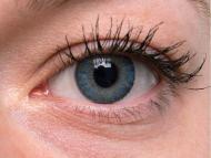 TopVue Color Daily - Graduadas (10lentillas) - Azul en ojos grises
