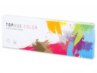 Lentes de contacto TopVue - TopVue Color Daily -  sin graduar (10lentillas)