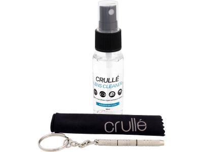 Kit de limpieza para gafas Crullé 30 ml