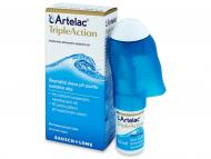 Gotas y sprays oculares - Artelac TripleAction 10 ml