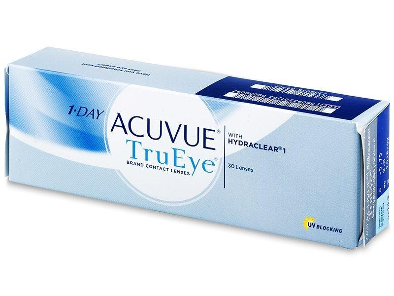 Lentillas diarias desechables - 1 Day Acuvue TruEye (30lentillas)