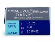 1 Day Acuvue TruEye (30lentillas) - Previsualización de atributos