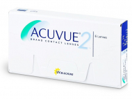 Lentillas Johnson and Johnson - Acuvue 2 (6 lentillas)