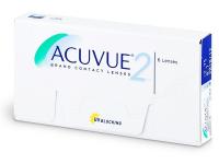 Acuvue 2 (6lentillas) - Lentillas quincenales