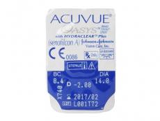 Acuvue Oasys (6lentillas) - Previsualización del blister