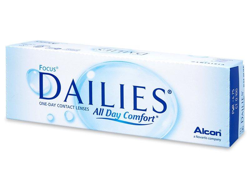 Focus Dailies All Day Comfort (30lentillas) - Lentillas diarias desechables