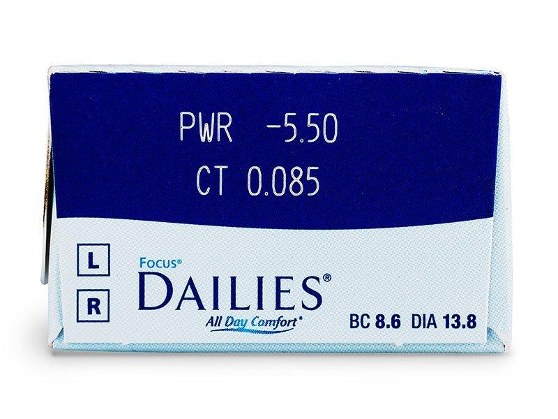 97fba71ca083d Focus Dailies All Day Comfort (30 lentillas) - Previsualización de atributos