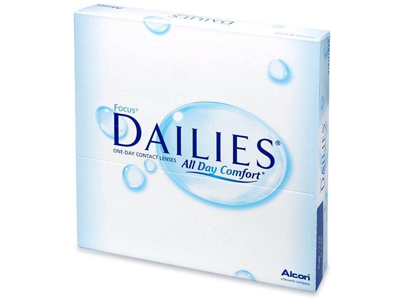Focus Dailies All Day Comfort (90lentillas) - Lentillas diarias desechables