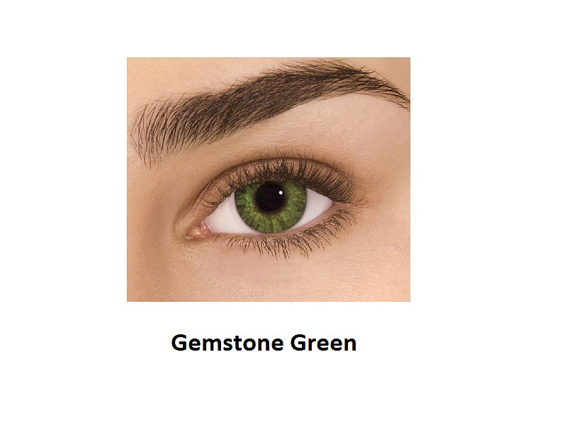 FreshLook ColorBlends Graduadas (2 lentillas) - Gemstone Green