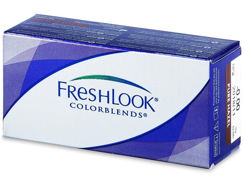 FreshLook ColorBlends Graduadas (2lentillas) - Lentillas de colores