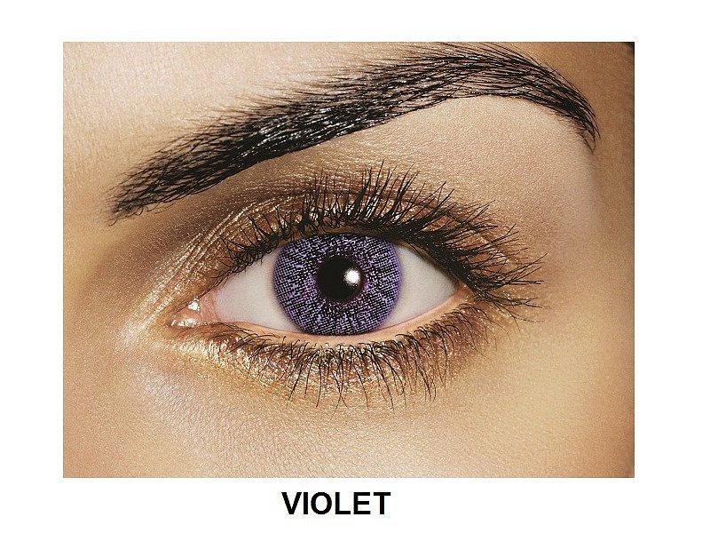 FreshLook Colors Graduadas (2lentillas) - Violeta