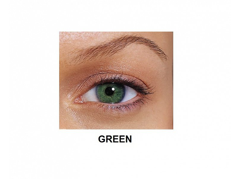 FreshLook Colors (2 lentillas) - Verde