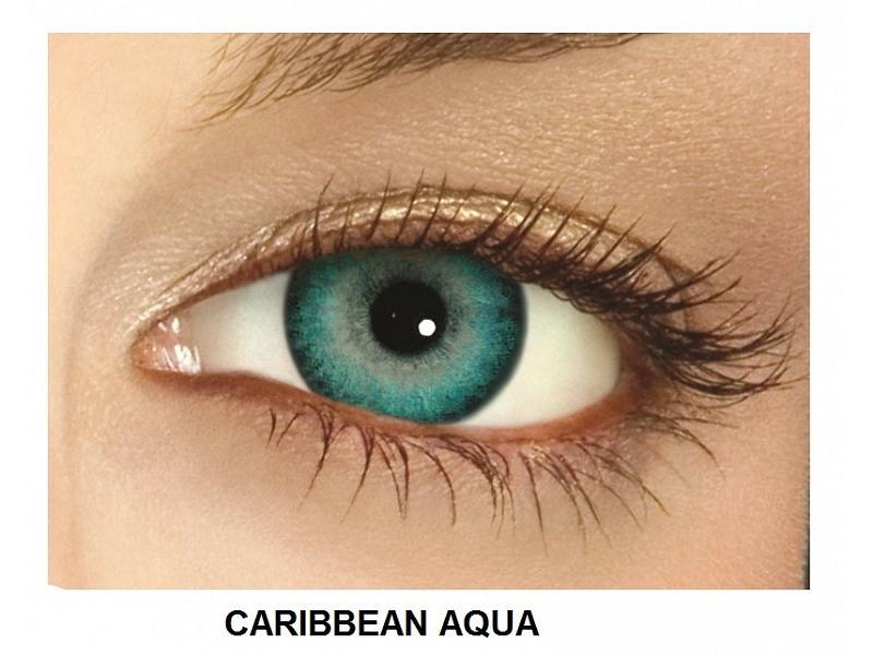 FreshLook Dimensions (2lentillas) - Caribbean Aqua
