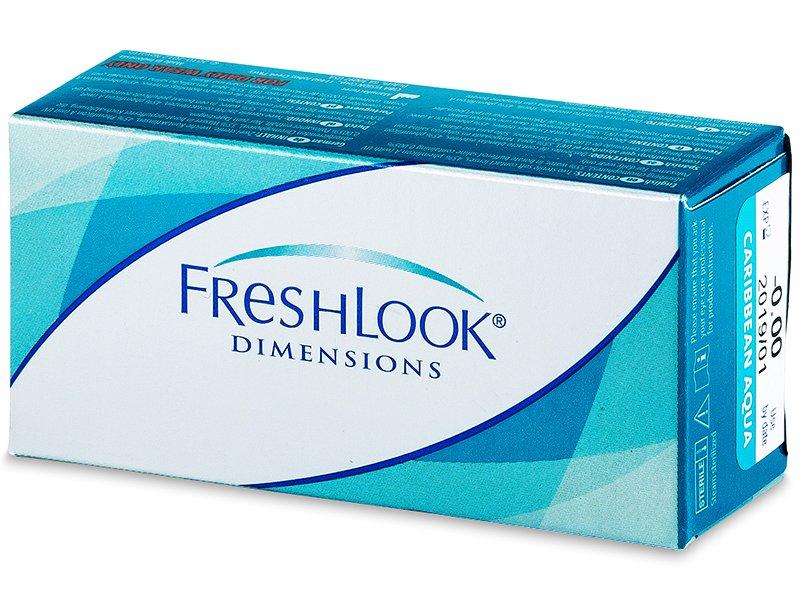 FreshLook Dimensions (2lentillas) - Lentillas de colores