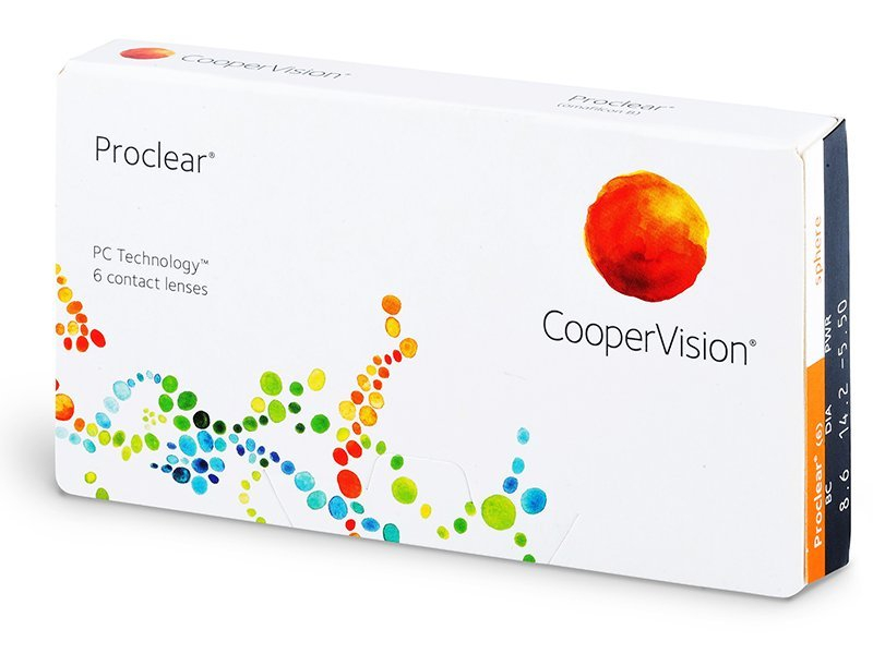 e7e9418227ccd Proclear Sphere (6 lentillas) - Lentes de contacto mensuales
