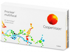 Proclear Multifocal (3 lentillas)