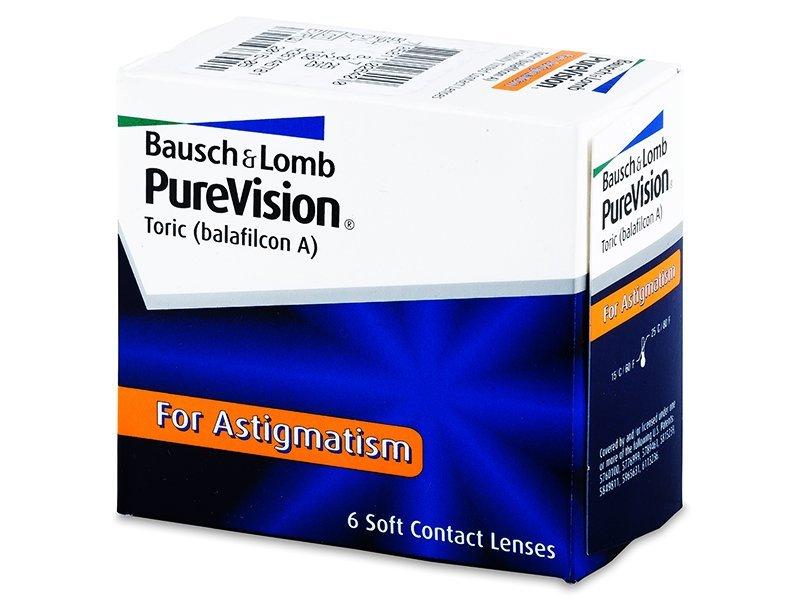 PureVision Toric (6lentillas) - Lentillas tóricas