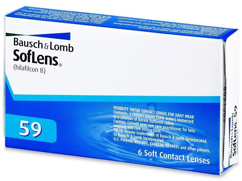 SofLens 59 (6lentillas) - Lentes de contacto mensuales