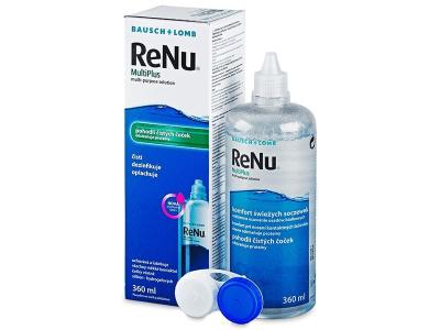 Líquido ReNu MultiPlus 360 ml  - Diseño antiguo