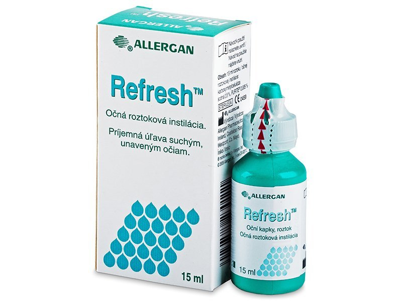 Gotas Refresh 15 ml
