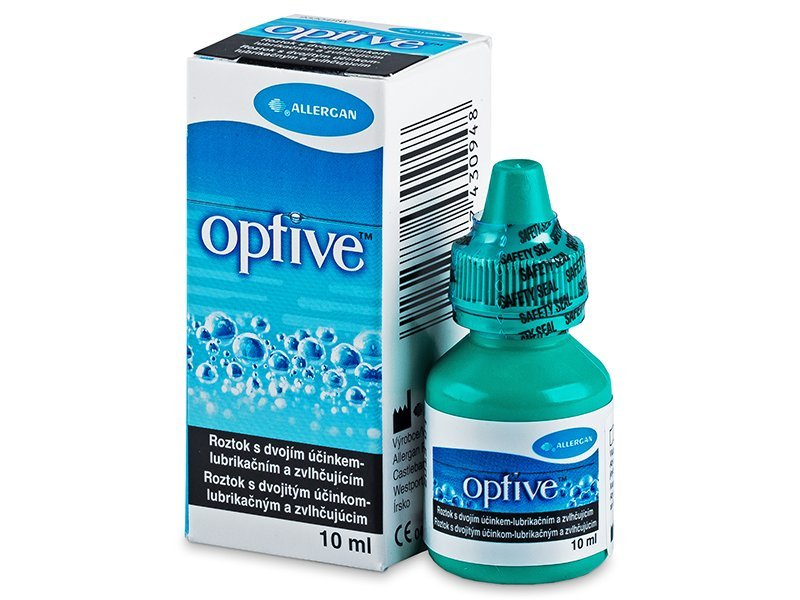 Gotas OPTIVE 10 ml  - Diseño antiguo