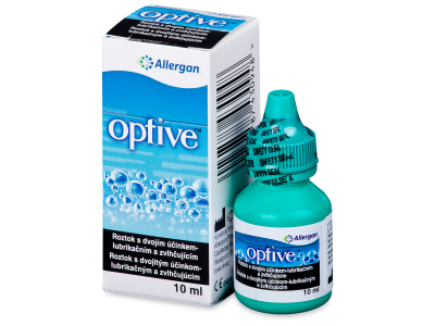 Gotas OPTIVE 10 ml  - Gotas para los ojos