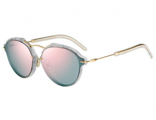 Gafas de sol Redonda - Christian Dior Dioreclat GBZ/0J