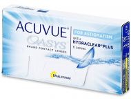 Lentillas Johnson and Johnson - Acuvue Oasys for Astigmatism (6 lentillas)