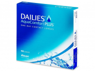 Lentillas Baratas - Dailies AquaComfort Plus (90 lentillas)