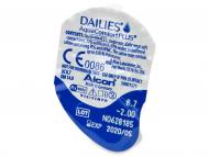 Dailies AquaComfort Plus (90lentillas) - Previsualización del blister