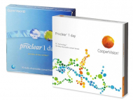 Proclear 1 Day (90 lentillas) - Diseño antiguo