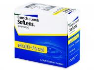 Lentillas Multifocales (Progresivas) - SofLens Multi-Focal (6lentillas)