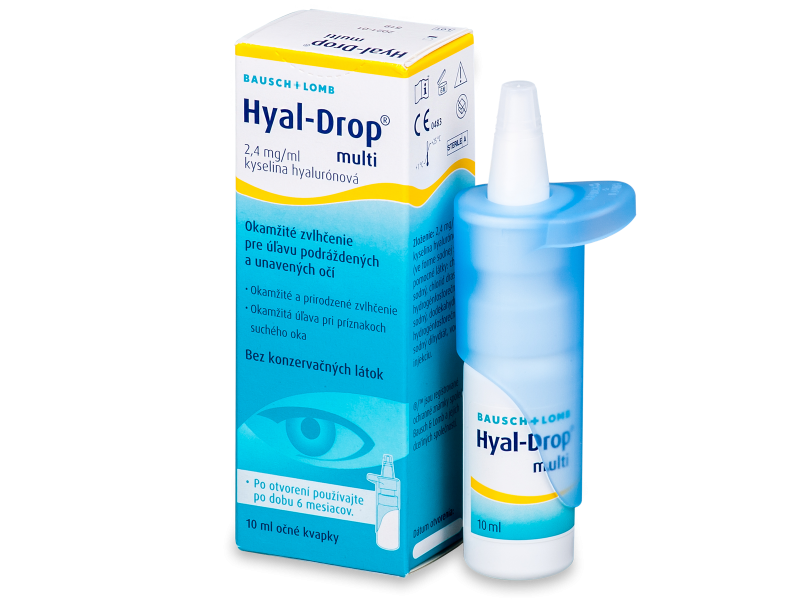 Gotas Hyal-Drop multi 10 ml
