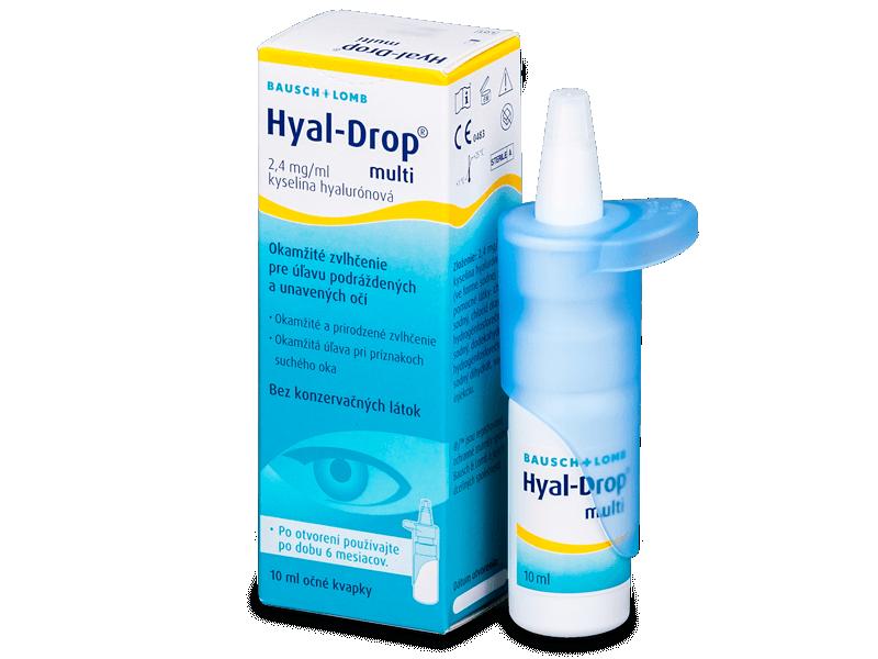 Gotas Hyal-Drop multi 10ml  - Gotas para los ojos