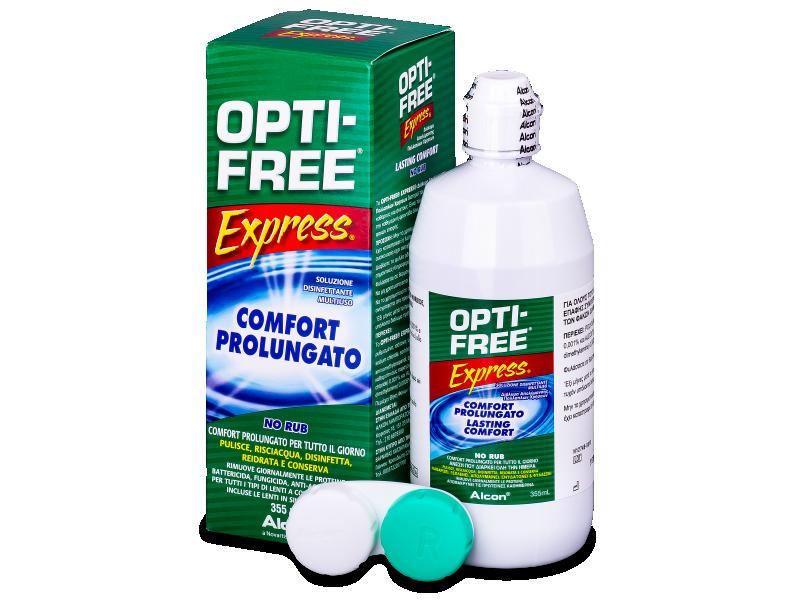 Líquido OPTI-FREE Express 355 ml