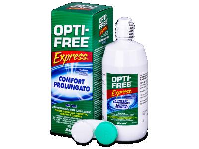 Líquido OPTI-FREE Express 355 ml  - Diseño antiguo