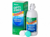 Líquido para lentillas - Líquido OPTI-FREE RepleniSH 300ml