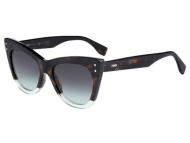Gafas de sol Cat Eye - Fendi FF 0238/S PHW/IB