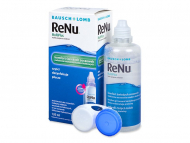 Líquido ReNu Multiplus - Líquido ReNu MultiPlus 120ml
