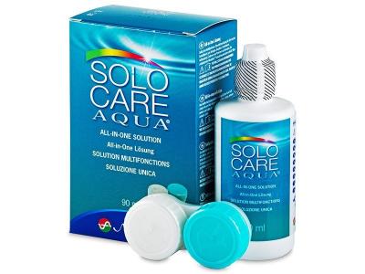 Líquido SoloCare Aqua 90 ml  - Diseño antiguo