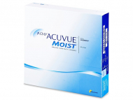 Lentillas Diarias - 1 Day Acuvue Moist (90 Lentillas)