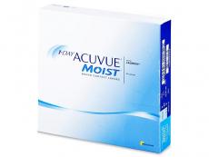 1 Day Acuvue Moist (90Lentillas) - Lentillas diarias desechables