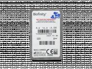 Biofinity (3lentillas) - Previsualización del blister