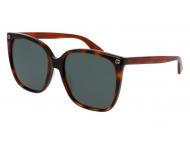 Gafas de sol Talla grande - Gucci GG0022S-002