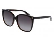 Gafas de sol Talla grande - Gucci GG0022S-003