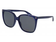 Gafas de sol Talla grande - Gucci GG0022S-005