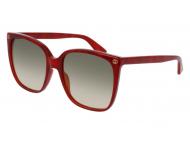 Gafas de sol Talla grande - Gucci GG0022S-006
