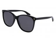 Gafas de sol Ovalado - Gucci GG0024S-001