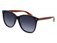 Gafas de sol Ovalado - Gucci GG0024S-003