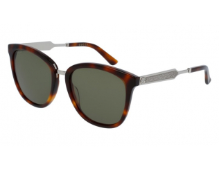 Gafas de sol Ovalado - Gucci GG0073S-003
